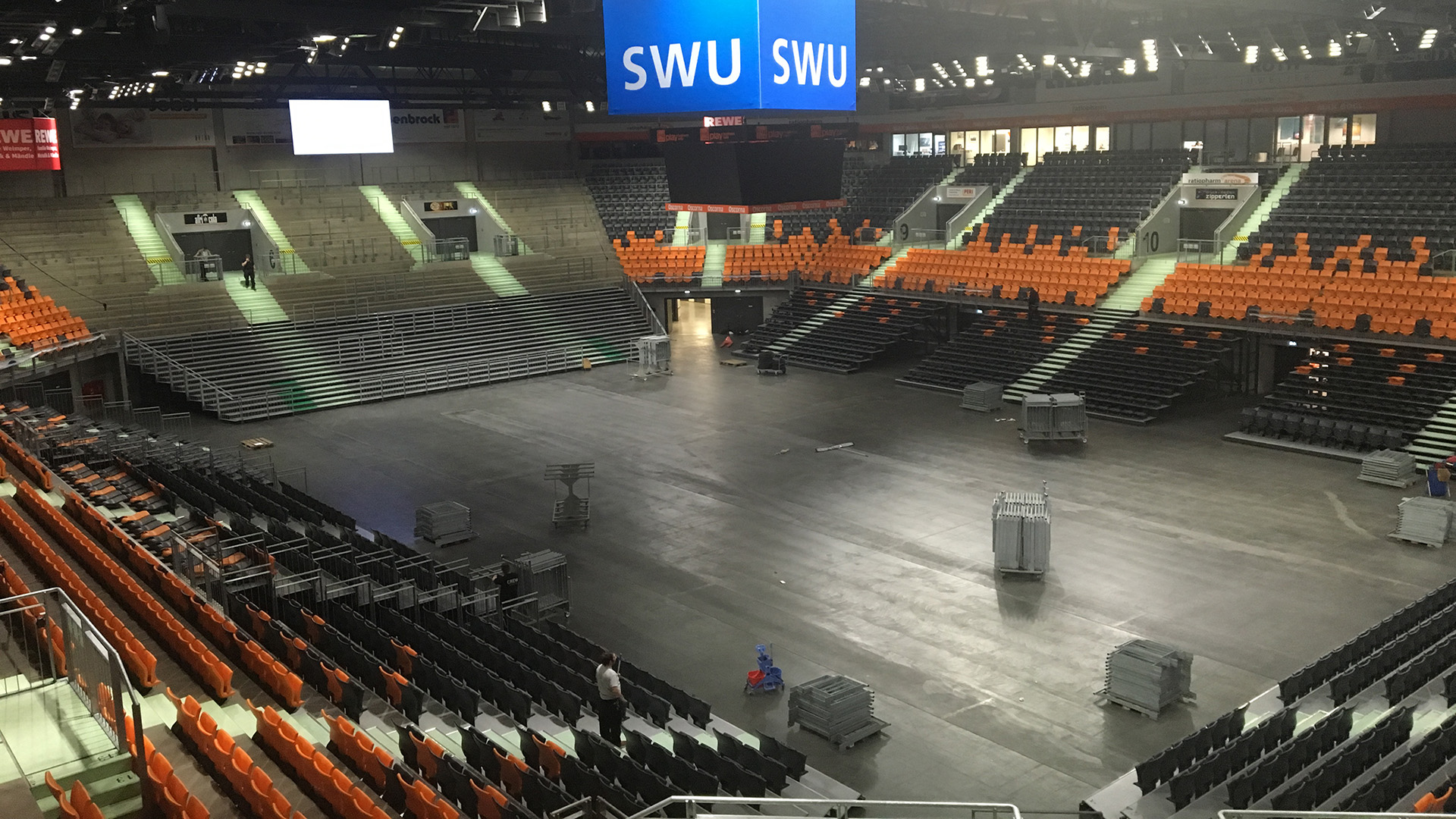 Ratiopharm Arena Ulm Neu Ulm Vision4venue We Create